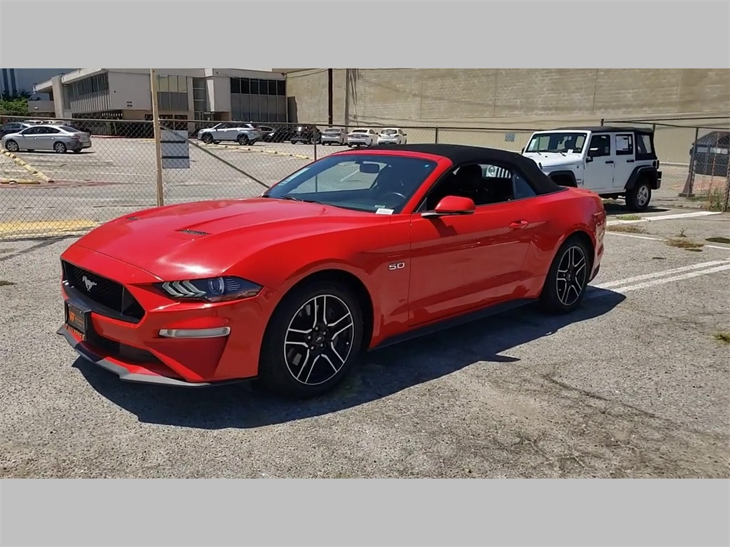 Pre-Owned 2018 Ford Mustang GT Premium