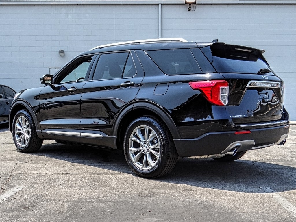 Pre-Owned 2020 Ford Explorer Limited