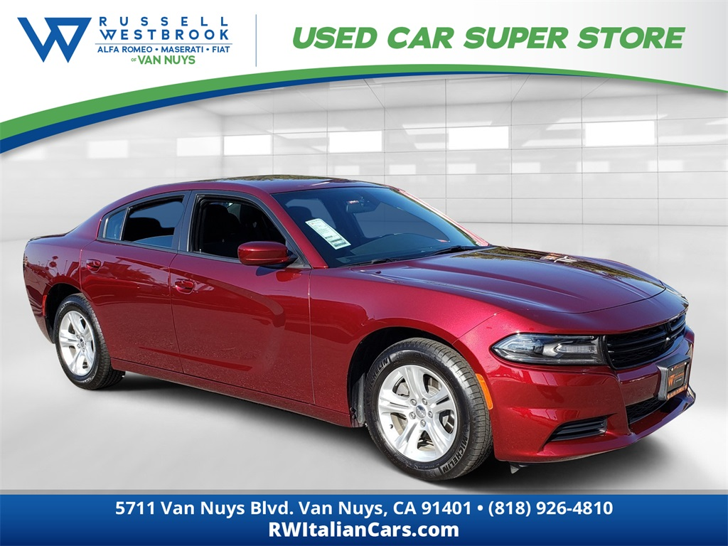 Pre-Owned 2020 Dodge Charger SXT