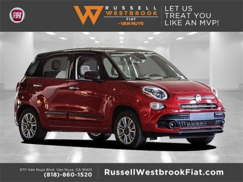 New 2019 FIAT 500L Pop With Navigation